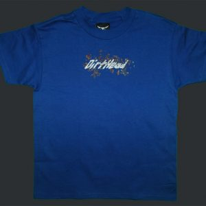 Kids DirtHead Blue Tee