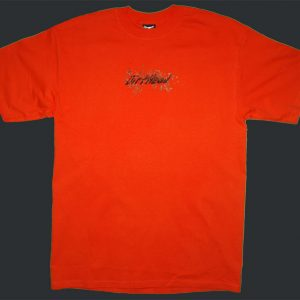 Splat Team Colors Orange Tee Front