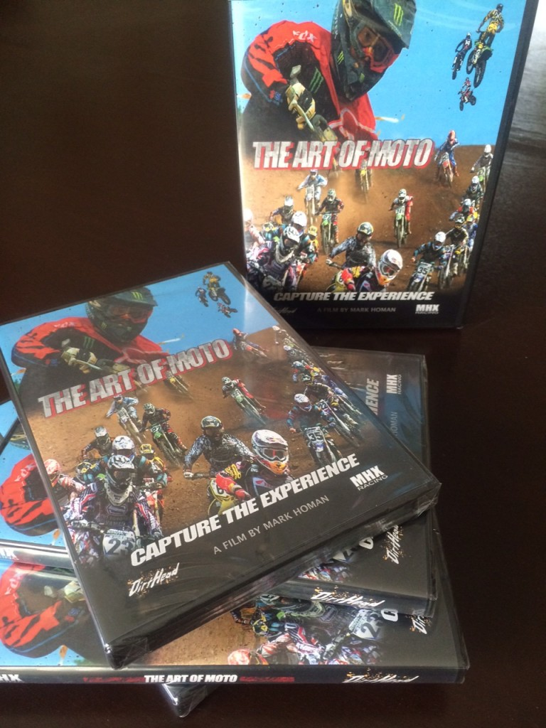 The Art of Moto DVD